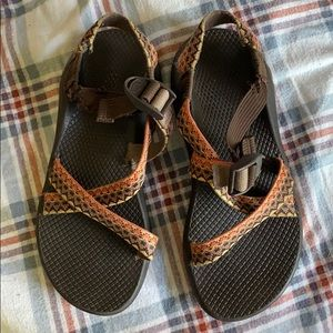 Women's size 7 Z strap chacos
